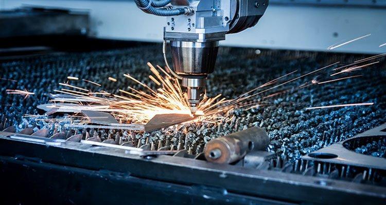 Лазерная резка металла. Описание технологии и суть метода. фото